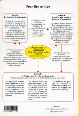 4eme Orga & Changement leger